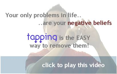 Chakra Clearing - Tapping com